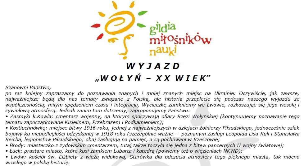 Wołyń - wycieczka-1