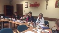 Posiedzenie członków Komisji Międzyzakładowej-1