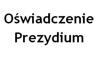 oswiadczenie-prezydium-logo